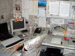 office-covered-and-wrapped-in-newspapper-prank-practical-joke