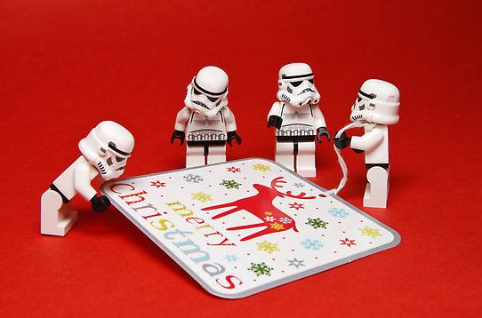 38802610 116419389 - Merry Christmas Star Wars